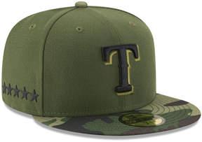 New Era Boys' Texas Rangers Memorial Day 59FIFTY Cap