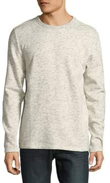 Selected Speckled Crewneck Pullover