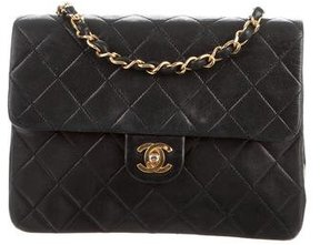 Chanel Quilted Mini Flap Bag