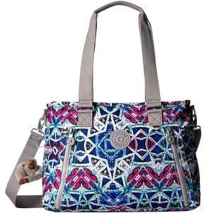 Kipling Angela Medium Shoulder Bag Shoulder Handbags - BRIGHTSIDE SKY - STYLE