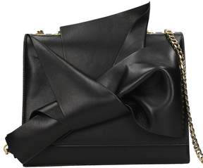 N°21 N.21 Black Leather Bag