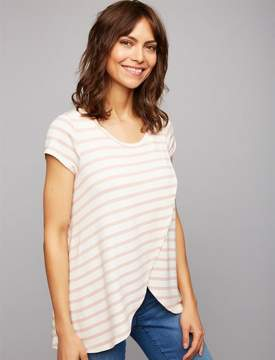 A Pea in the Pod Pull Over Nursing Tee