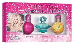 Britney Spears Women's Fragrance Sampler Stocking Stuffer -3pc