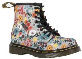 Dr. Martens Infant Girls' 1460 Wanderflower Boot Toddler