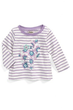 Hatley Infant Girl's Applique Tee