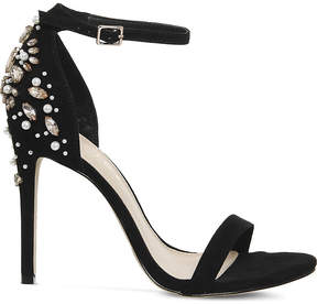 Office Hottie embellished heels