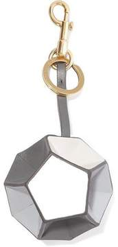 Anya Hindmarch Trigger Leather Keychain