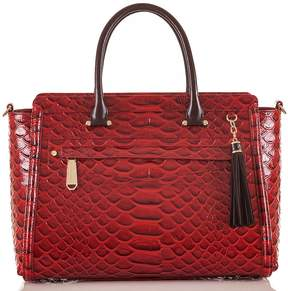 Brahmin Vardo Collection Harper Satchel