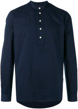 Hope mandarin collar shirt