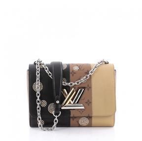 Louis Vuitton Black Leather Handbag - BLACK - STYLE
