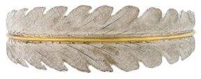 Buccellati Leaf Cuff Bracelet