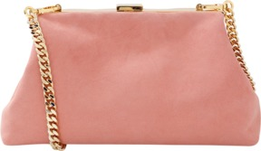 MANSUR GAVRIEL Mini Volume Clutch