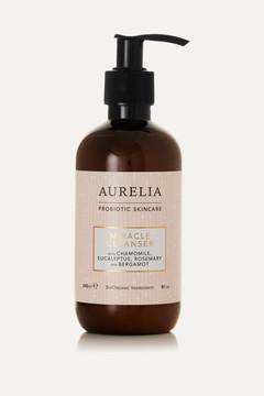 Aurelia Probiotic Skincare - Miracle Cleanser, 240ml - Colorless