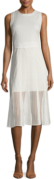 Ava & Aiden Women's Lace Midi A-Line Dress