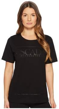 Escada Sport Enoelle Screen Logo Tee Women's T Shirt