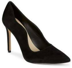 Saks Fifth Avenue Karlie Suede High Heel Pump