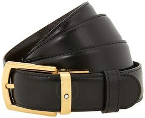 Montblanc Classic Line Reversible Leather Belt