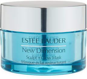 Estee Lauder New Dimension Sculpt + Glow Mask