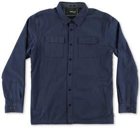 O'Neill Men's Glacier Fleece-Lined Shirt-Jacket