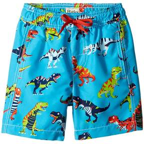Hatley Roaring T-Rex Swim Trunks (Toddler/Little Kids/Big Kids)