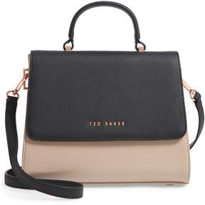 Ted Baker Small Hermine Faux Leather Satchel