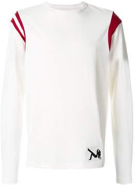 Calvin Klein Jeans contrast detail sweatshirt