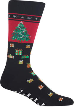 Hot Sox Men's Printed Socks