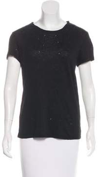 Black Orchid Knit Distressed Top w/ Tags