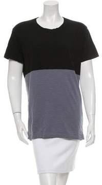 Lot 78 Lot78 Colorblock Short Sleeve Top