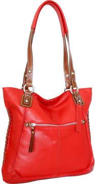 Nino Bossi Tori Leather Tote (Women's)