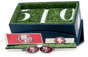 Ice San Francisco 49er's 3-Piece Gift Set