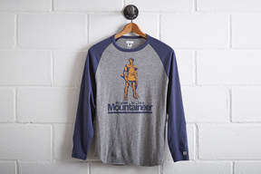 Tailgate Men's West Virginia Baseball Shirt