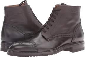 Gravati Captoe Pebble Grain Leather 7 Eyelet Boot
