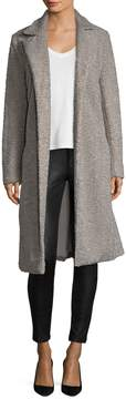 Ava & Aiden Women's Boucle Long Coat