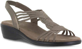 Easy Street Shoes Women's Natara Wedge Sandal