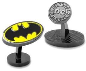 Cufflinks Inc. Cufflinks, Inc. DC Comics Batman Logo Enamel Cuff Links