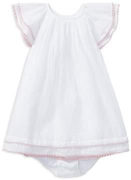 Ralph Lauren Girls' Cotton Gauze Boho Dress & Bloomers Set - Baby