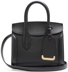 ALEXANDER MCQUEEN Heroine 21 mini leather cross-body bag