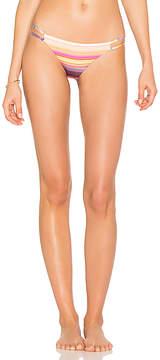 Pilyq Reversible String Bikini Bottom