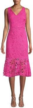 Alexia Admor Women's Lace Midi Dress