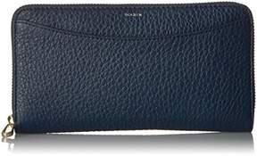 Skagen Continental Zip Clutch Wallet