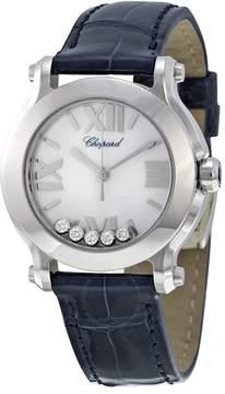 Chopard Happy Sport Mini Diamond Ladies Watch -