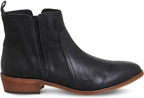 Office Lone Ranger leather Chelsea boots