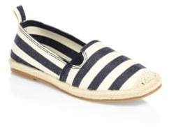 Ralph Lauren Kid's Beakon Cotton Espadrilles