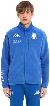 Kappa Fisi Italian Ski Team Fleece Sweatshirt