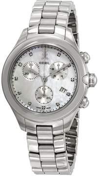 Ebel Onde Chronograph Diamond Ladies Watch