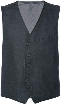 Engineered Garments buttoned waistcoat