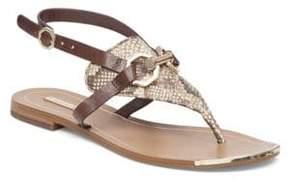 Louise et Cie Rissa Leather Sandals