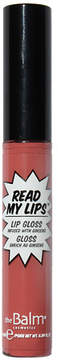 TheBalm Read My Lips Lip Gloss BAM!