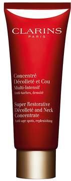 Clarins Super Restorative Décoletté & Neck Concentrate
